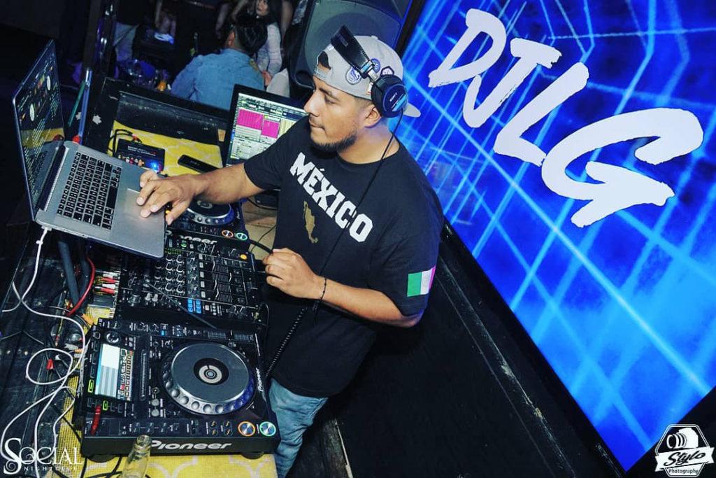 DJ LG live